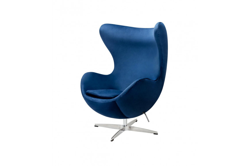 Designer swivel armchair - choose an original style!