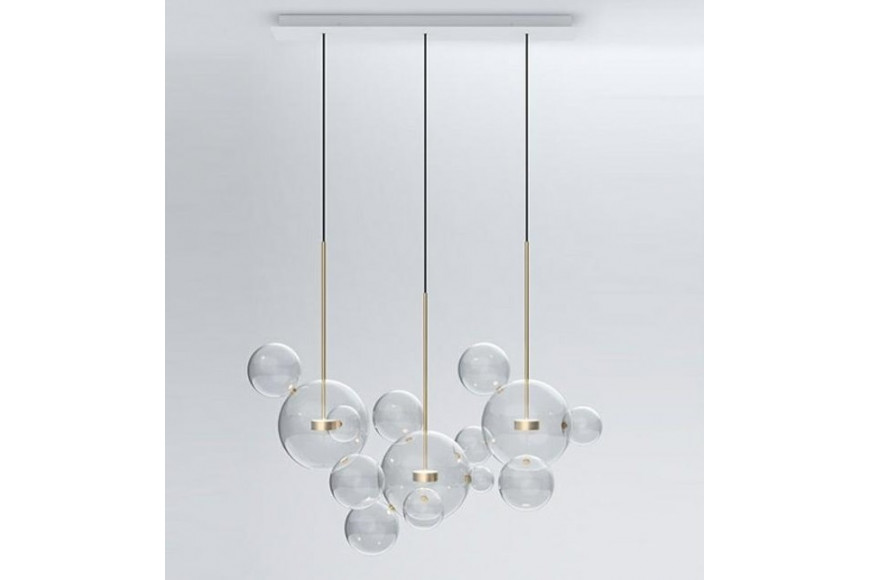Lamps inspired by design G&C Bolle
