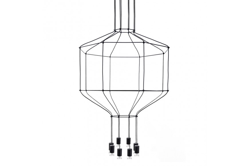 A lamp inspired by futurism